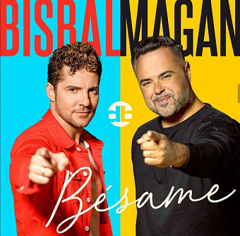 David Bisbal, Juan Magan - Besame piano sheet music