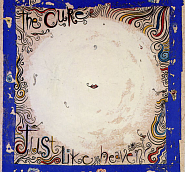 The Cure - Just Like Heaven piano sheet music