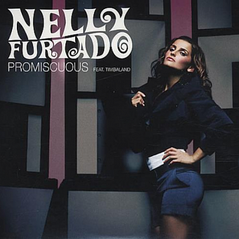 Nelly Furtado, Timbaland - Promiscuous piano sheet music