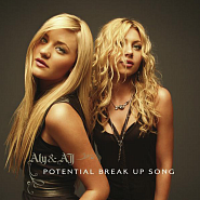 Aly & AJ - Potential Breakup Song piano sheet music