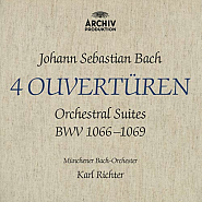 Johann Sebastian Bach - Orchestral Suite No. 2 in B Minor, BWV 1067 – Menuet piano sheet music