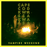 Vampire Weekend - Cape Cod Kwassa Kwassa piano sheet music