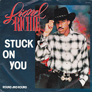 Lionel Richie - Stuck on You piano sheet music