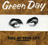 Green Day - Good Riddance (Time of Your Life) piano sheet music