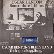 Oscar Benton - Bensonhurst Blues piano sheet music
