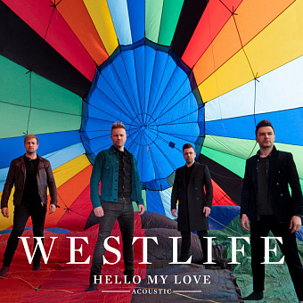 Westlife - Hello My Love piano sheet music