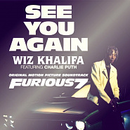Wiz Khalifa and etc - See You Again piano sheet music
