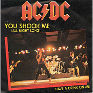 AC/DC - You Shook Me All Night Long piano sheet music