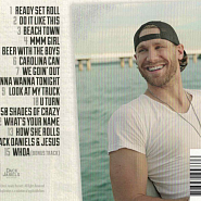 Chase Rice - Ready Set Roll piano sheet music