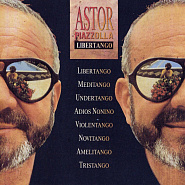 Astor Piazzolla - Undertango piano sheet music
