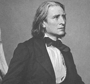 Franz Liszt piano sheet music