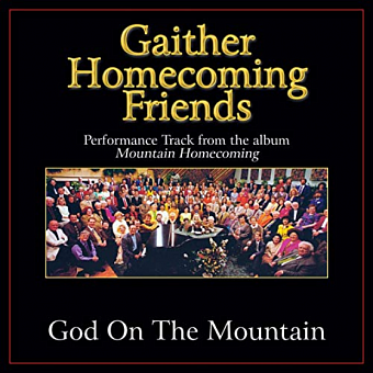 Bill Gaither - God on the Mountain piano sheet music