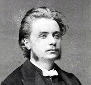 Edvard Grieg piano sheet music