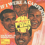 The Four Tops - If I Were A Carpenter piano sheet music