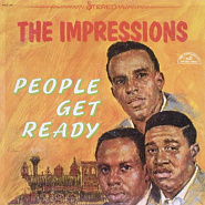 The Impressions - People Get Ready piano sheet music