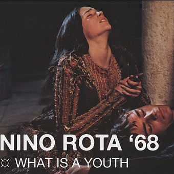 Nino Rota - What is a youth piano sheet music