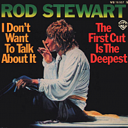 Rod Stewart - I Don't Want To Talk About It piano sheet music