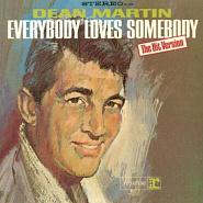Dean Martin - Everybody Loves Somebody piano sheet music