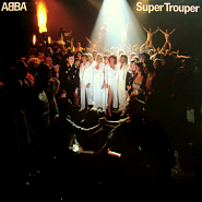 ABBA - Super Trouper piano sheet music