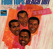The Four Tops - Reach Out I'll Be There piano sheet music