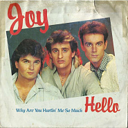 Joy - Hello piano sheet music