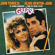 John Travolta and etc - We Go Together (From Grease) piano sheet music