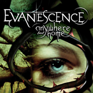 Evanescence - Anywhere piano sheet music