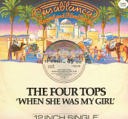 The Four Tops - When She Was My Girl piano sheet music