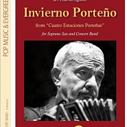 Astor Piazzolla - Invierno Porteno piano sheet music