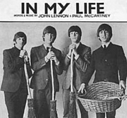 The Beatles - In My Life piano sheet music