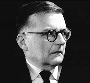 Dmitri Shostakovich piano sheet music