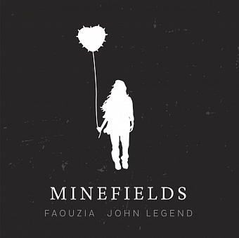 Faouzia, John Legend - Minefields piano sheet music