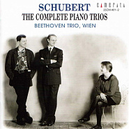 Franz Schubert - Piano Trio No. 2 in E-Flat Major, Op. 100, D. 929: III. Scherzo. Allegro moderato piano sheet music