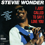 Stevie Wonder - I Just Called To Say I Love You piano sheet music
