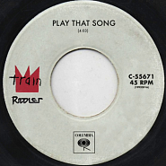 Train - Play That Song piano sheet music