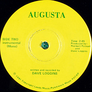 Dave Loggins - Augusta (Theme For The Masters) piano sheet music