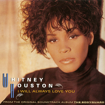 Whitney Houston - I Will Always Love You piano sheet music