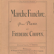 Frederic Chopin - Sonata No.2, Op.35, Funeral March, 3rd Movement piano sheet music