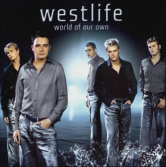 Westlife - I Wanna Grow Old With You piano sheet music