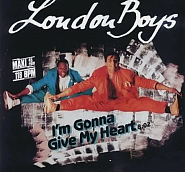 London Boys - I'm gonna give my heart piano sheet music