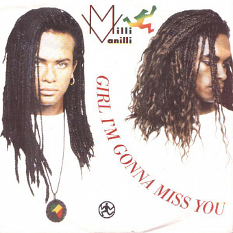 Milli Vanilli - Girl I'm Gonna Miss You piano sheet music