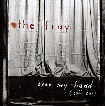 The Fray - Over My Head (Cable Car) piano sheet music