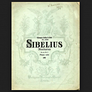 Jean Sibelius - Nocturne Op. 24 No. 8 piano sheet music