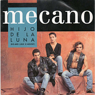 Mecano - Hijo De La Luna piano sheet music