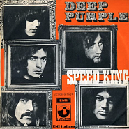 Deep Purple - Speed King piano sheet music