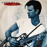 Chris Isaak - Blue Hotel piano sheet music