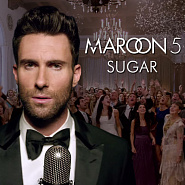 Maroon 5 - Sugar piano sheet music
