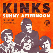 The Kinks - Sunny Afternoon piano sheet music