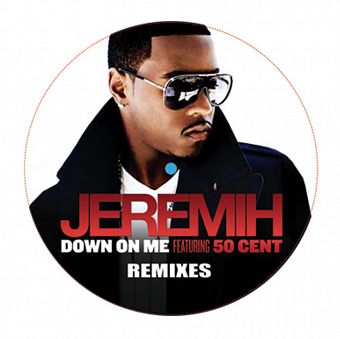 Jeremih, 50 Cent - Down on Me piano sheet music