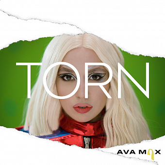 Ava Max - Torn piano sheet music